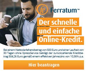 Der schnelle und einfache Online-Kredit